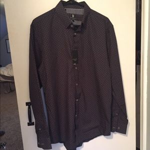 Steel and Jelly London LSBD Dress Shirt New w Tags